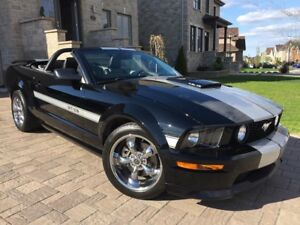 Ford Mustang GT/CS convertible 2008 30,000km
