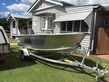 Stacey outlaw with 50hp yamaha Murgon South Burnett Area Preview