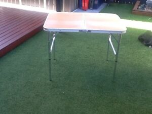 Small folding camping table Redland Bay Redland Area Preview