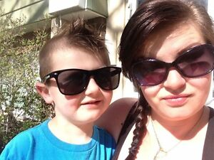 Mother & Son Urgently need Home! Kelowna