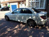 Mercedes C CLASS (204) C200 CDI BLUEEFFICIENCY EXECUTIVE SE (2011)