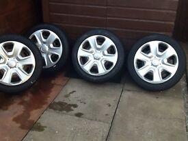 Wheel s tyres trims