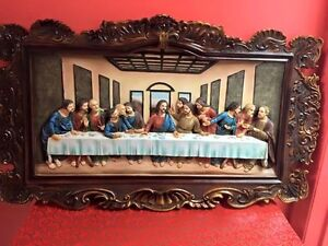 Last Supper!Jesus!Mary!Nativity sets!Christmas gifts