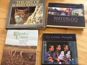 Hardcover Books Kitchener / Waterloo Kitchener Area image 1