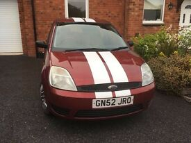 Ford Fiesta 1.4 Ghia in good condition throughout