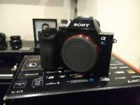 Sony A7S DSLR for sale