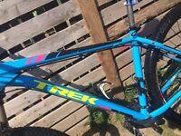 Mountain bike. Trek caliber 7