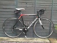 Focus CAYO Carbon 105 triple. Summer use only immaculate.