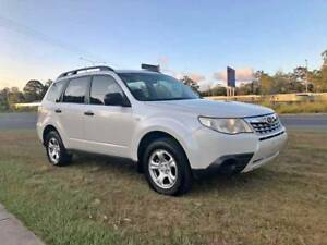 2012 Subaru Forester SUV 4WD Automatic (Notice:  Located at East