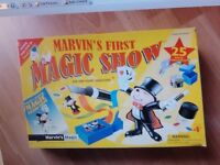 Marvins first magic show for very young magicians