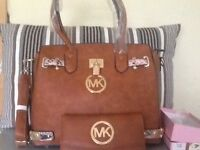 Was £35 new MK style bag and purse