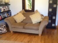 3 sofas for sale.1x3 seater & 2 cuddlers.