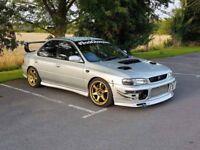 Subaru Impreza WRX V2 Import