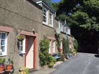 Delightful Rural 2 bed cottage to Let on outskirts of Hawick .