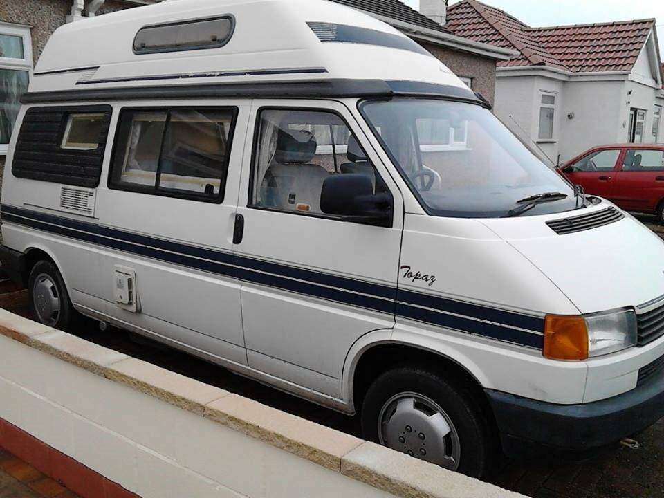 c95f7599d4 1995 VW Autosleeper Topaz 2 Berth Motorhome   Campervan   Camper 2.4 Diesel  Automatic