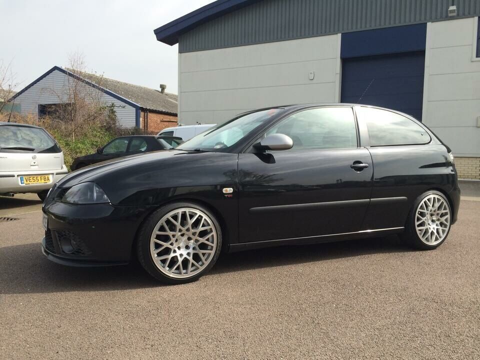 2007 seat ibiza fr 1 9 tdi in cambridge cambridgeshire gumtree. Black Bedroom Furniture Sets. Home Design Ideas