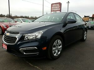 2016 Chevrolet Cruze Limited 1LT 1LT SUNROOF !!  BLUE TOOTH !...