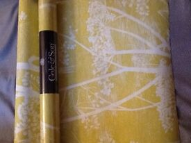 One and half roll of Cole &Son wall paper
