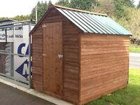 8x6 Garden sheds ( Sheds ) £320