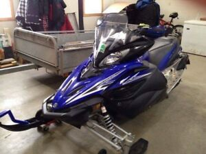 2011 Yamaha apex, ready for winter fun