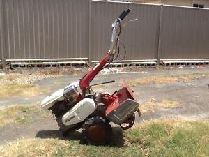 Honda rotary hoe Ashfield Bundaberg City Preview