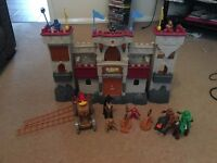 Imaginext Castle with Accessories