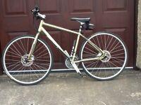 Kona 7005 light weight bike 10kg