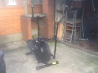 Exercise Machine hardly used.