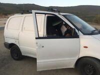 Nissan Vanette Cargo 2.3 diesel , good reliable low miles day van