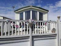 Caravan for hire Trecco Bay Porthcawl Pet friendly