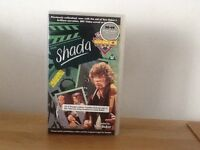 Dr who Shada vhs tapesExtremely rare and unfinished from 1992