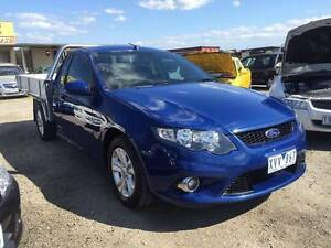2010 FORD FALCON XR6 FG UTE ** Drive Away ** Narre Warren North Casey Area Preview