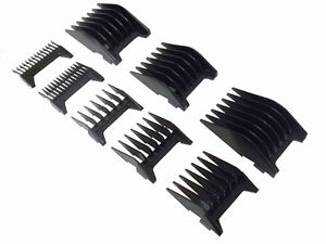 Oster-Adjustable-Clipper-Guide-Comb-Set-8pc-76926-800-New