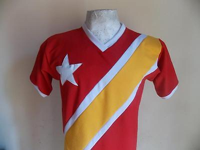 CONGO Africa Champion 1968 Vintage JERSEY Cotton Replica - All Sizes !! image