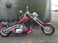 Children's motorcycle Half size American style chopper
