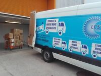 REMOVALS & STORAGE - CALL JOHN TODAY
