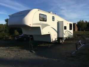 2005 Glendale Titanium 30 foot 5th wheel for sale or trade