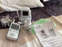 Summer baby monitor camera