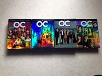 The OC 4 seasons for sale
