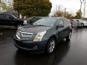 2012 Cadillac SRX Premium Luxury, AWD, Sunroof, Leather, Nav