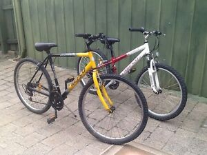 Working mountain bikes $40 each Noble Park Greater Dandenong Preview