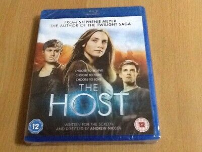 THE HOST - Saoirse Ronan, Max Irons - Blu-Ray  UK NEW & SEALED*