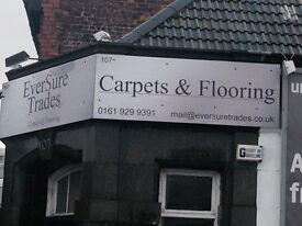 Shop Assistant - Carpet & Flooring