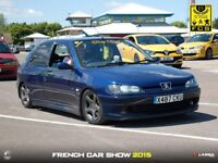 Peugeot 306 2.0 HDI 2000 breaking for parts!