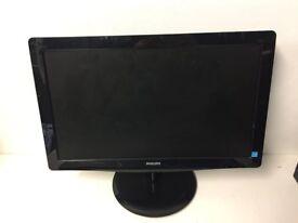 Philips 19 inch Flatscreen Monitor Screen