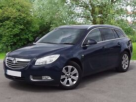 ★12 MONTHS WARRANTY★(2011) VAUXHALL INSIGNIA 2.0 CDTI 16v SRI - SAT NAV - TOP SPC -FREE DELIVERY UK