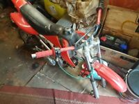 pitbike project