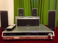 Panasonic Recordable DVD Home Theatre System