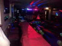 DISCO HIRE FOR ALL OCCASIONS VERY GOOD RATES EXCELLENT SERVICE