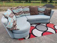 Beautiful Corner sofa from DFS